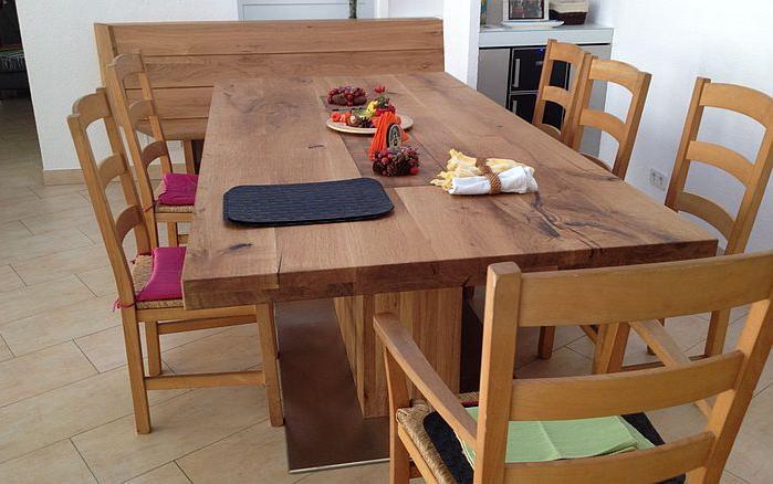 Tische, Sonderfertigung, Schreinerei, Leinfelden, Stuttgart,  Möbel, Regale, Ambiente, Interior, wohnen,